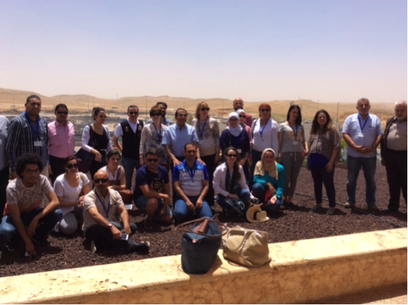 Jordan: Covering Water Issues for Middle Eastern Journalists