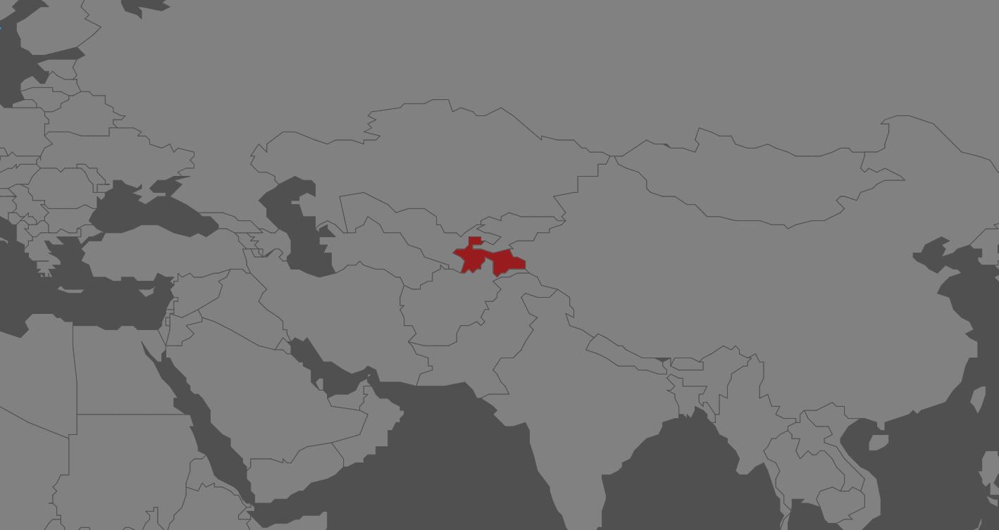 RFE/RL journalists stripped of accreditation in Tajikistan