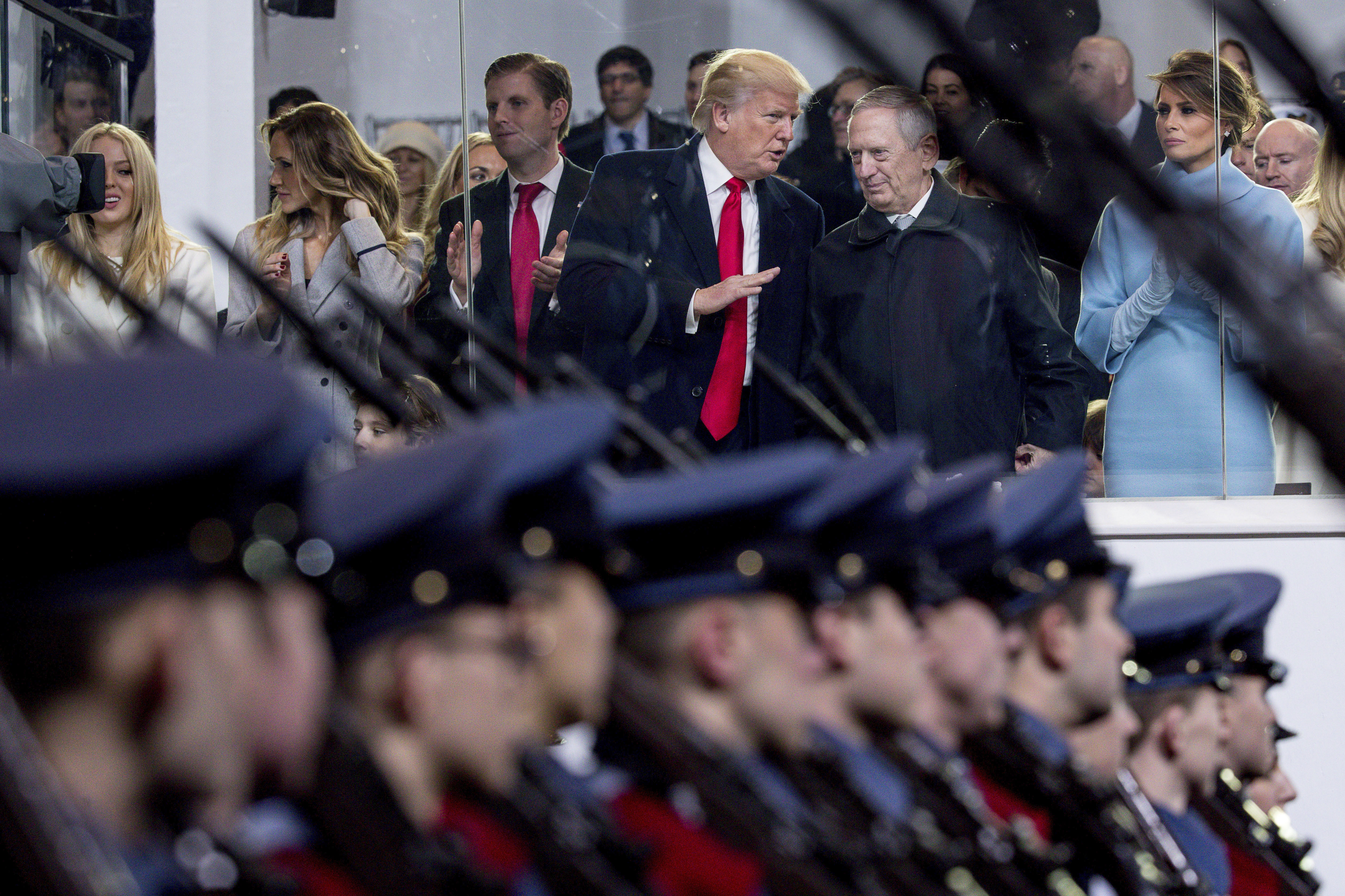 BBG networks cover 58th presidential inauguration