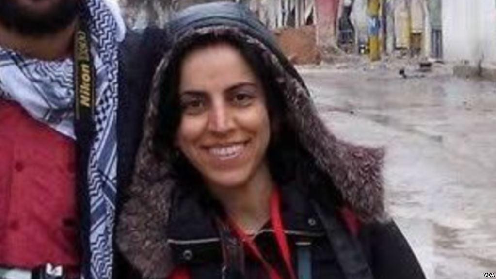 VOA Kurdish reporter arrested in southeastern Turkey