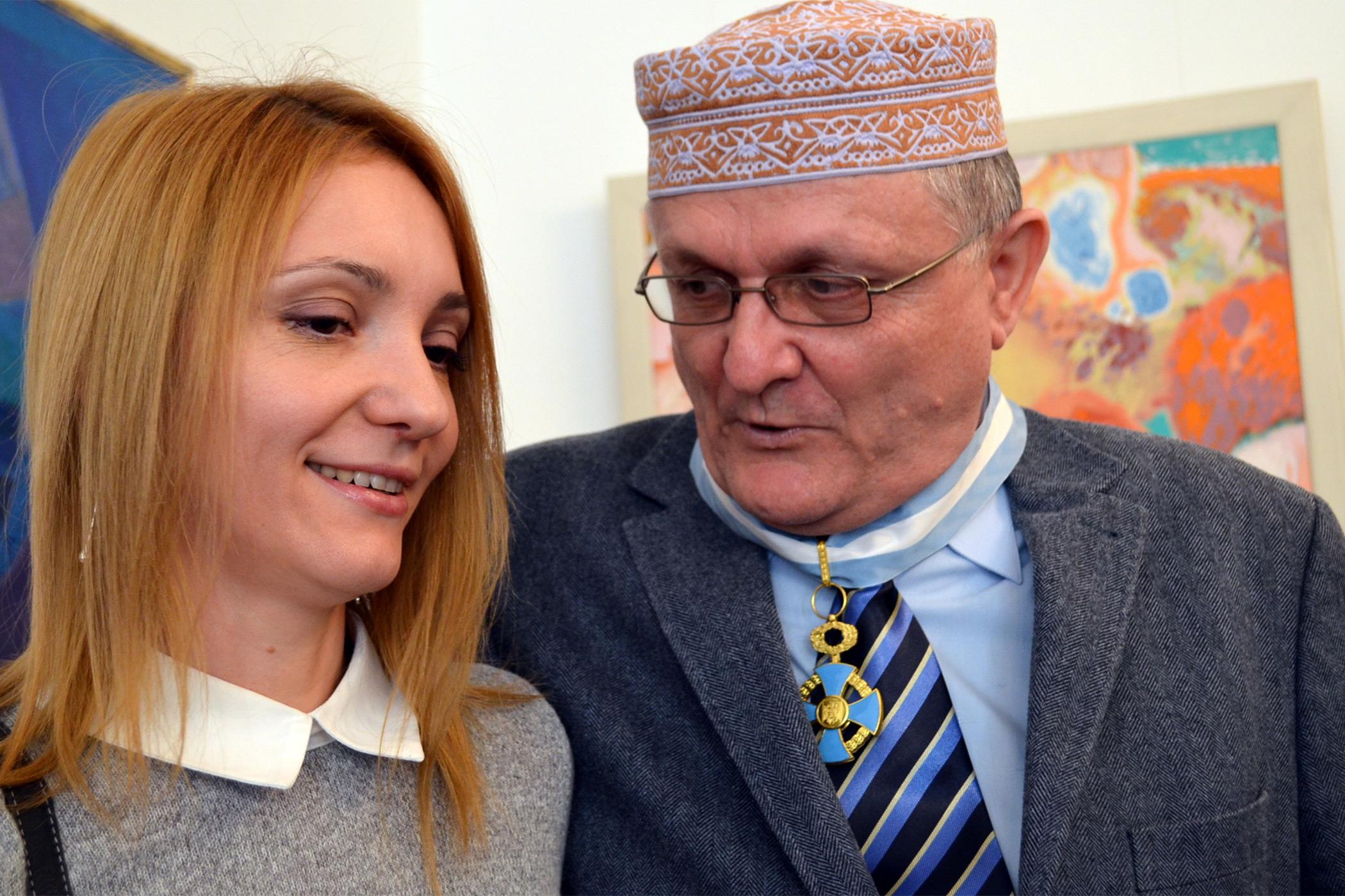 RFE/RL Chișinău Bureau Chief receives Romanian top honor
