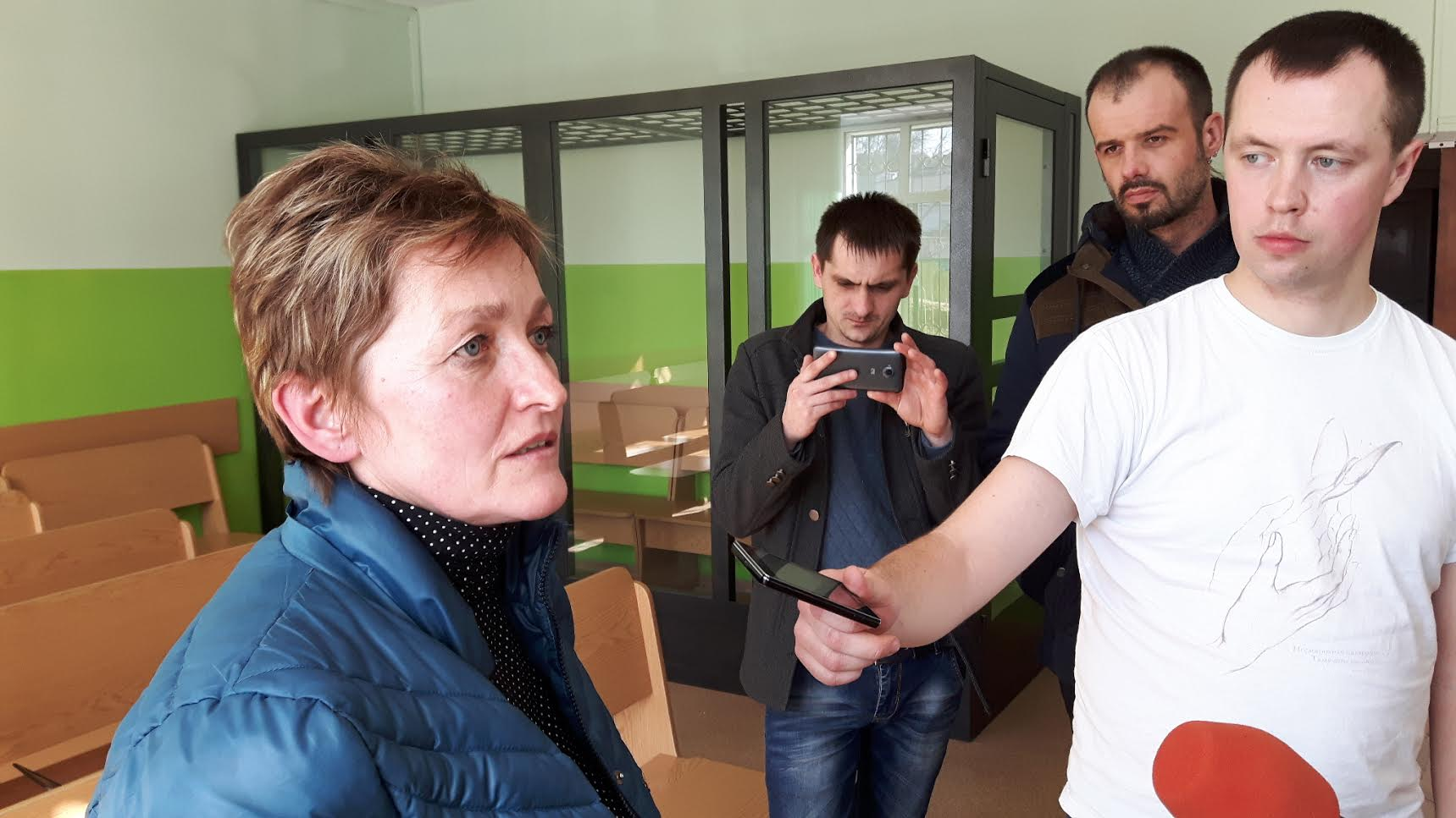 RFE/RL journalist arrested in Belarus, as protests escalate