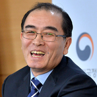 Thae Yong-ho, former North Korean deputy ambassador to the United Kingdom image