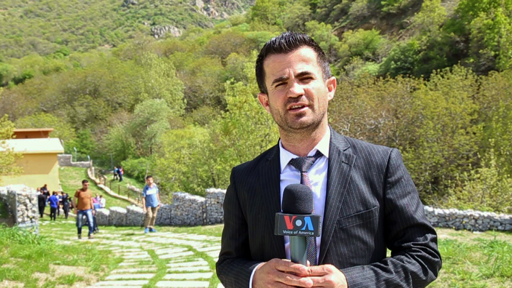 Voice of America reporter harassed by police forces in Erbil