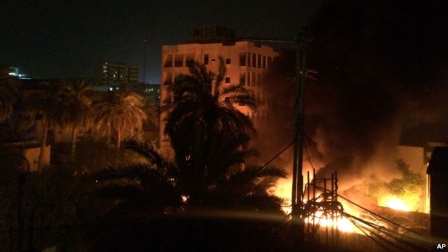 Bomb explodes near MBN's Baghdad Bureau