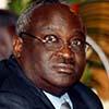 Domitien Ndayizeye, former President of Burundi image