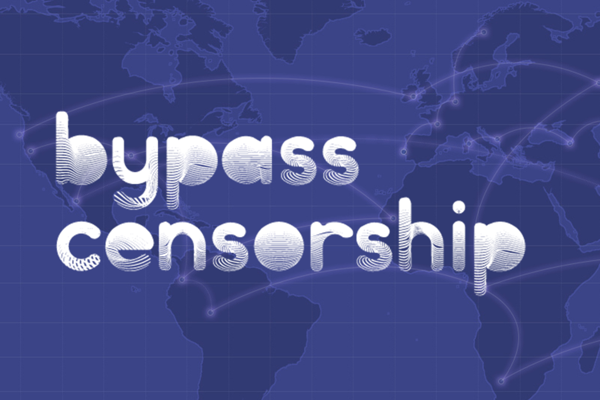 """Broadcasters promote news freedom via""""Bypass Censorship""""website"""