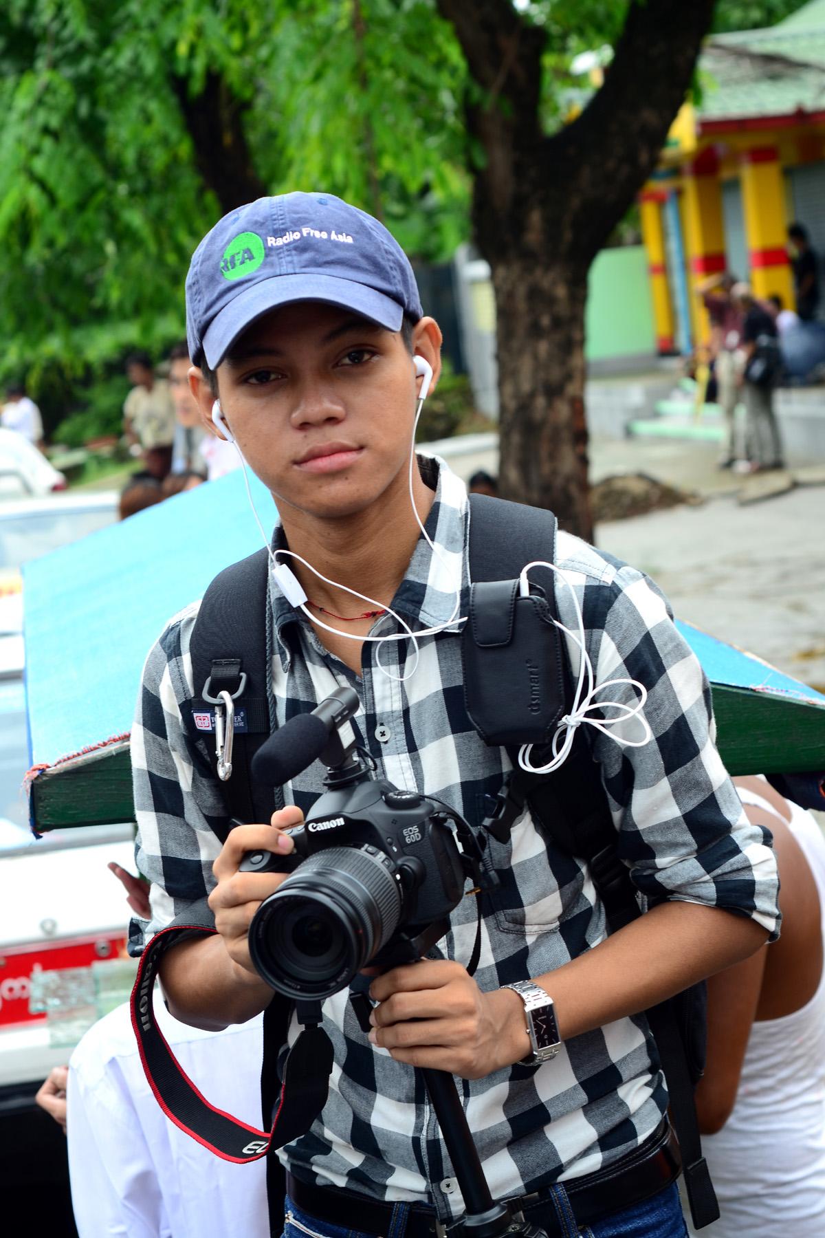 Moe Thu Aung