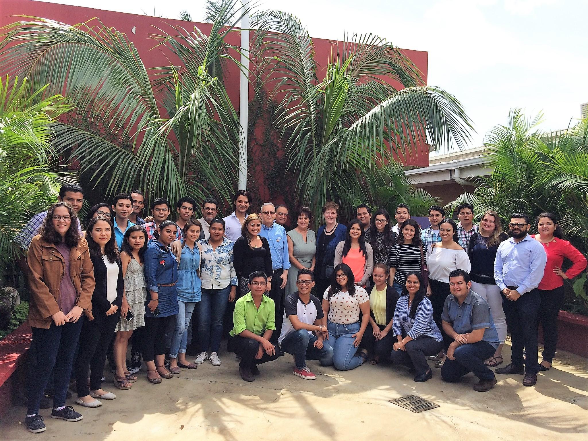 Nicaragua: Digital radio reporting