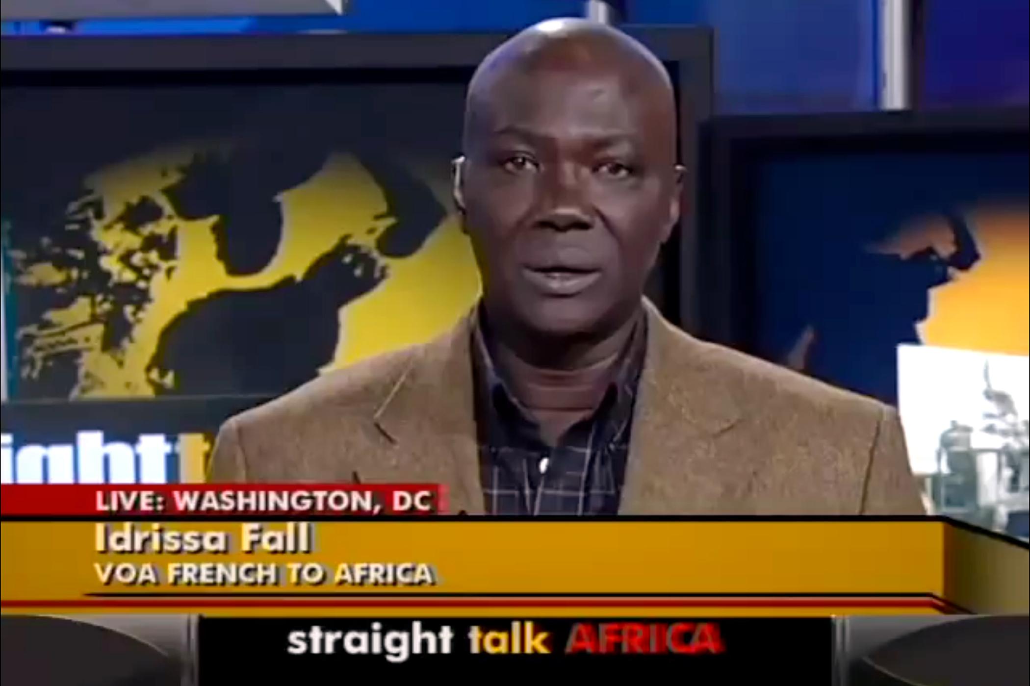 Idrissa Fall