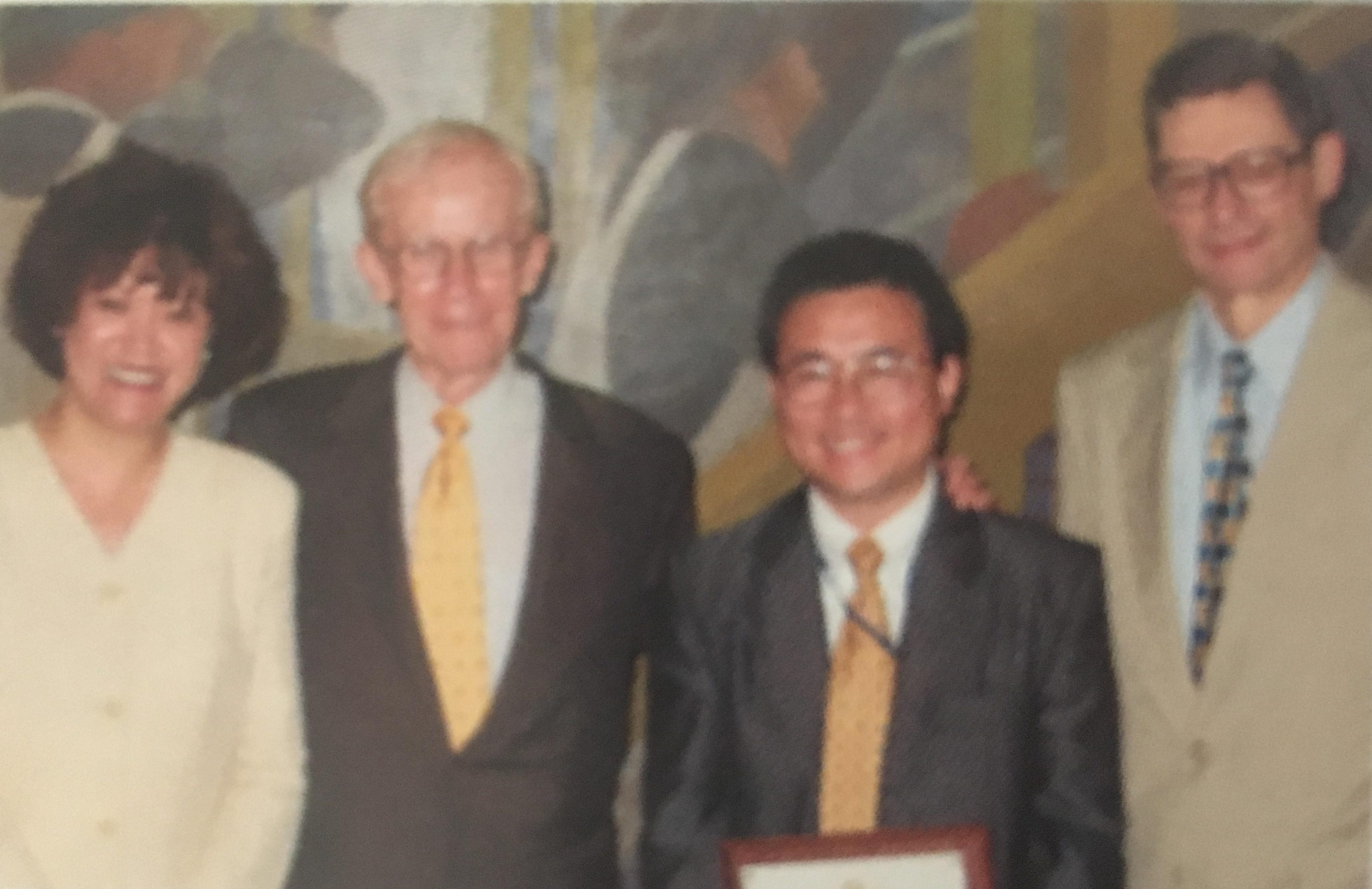 Peter Zhong
