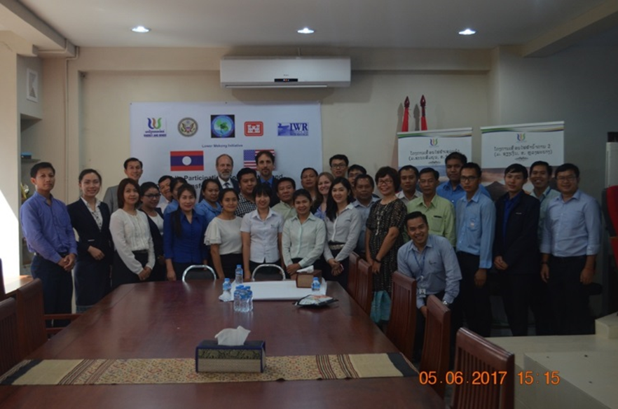 Laos: Public participation and conflict transformation