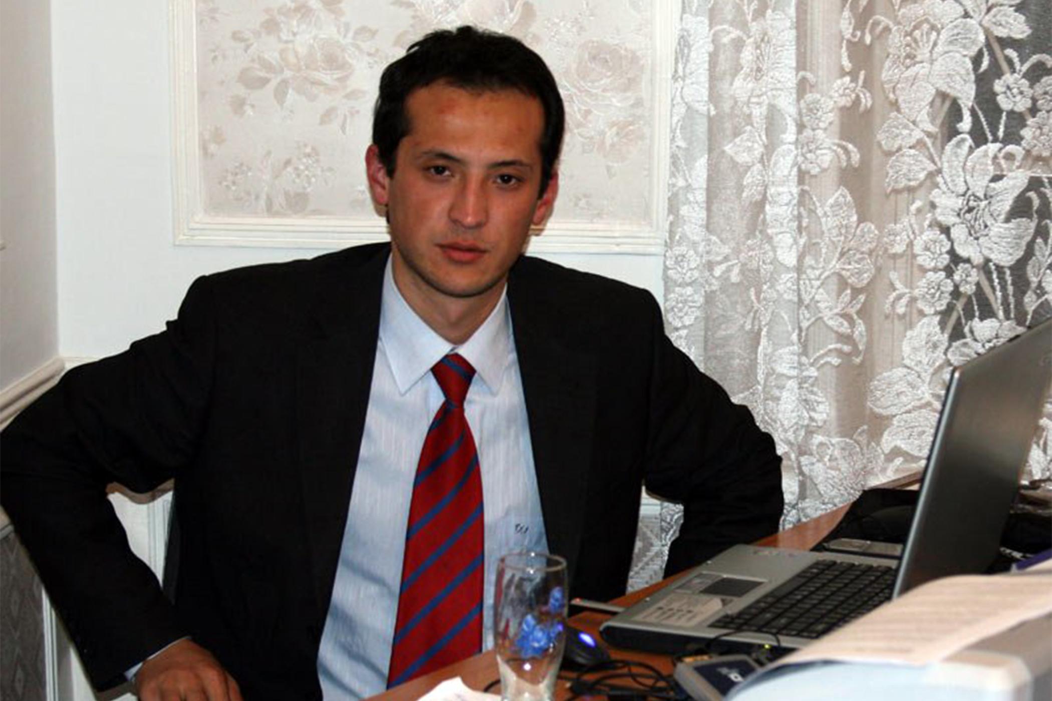 Uzbek journalist Saipov commemorated in Osh 10 years after murder