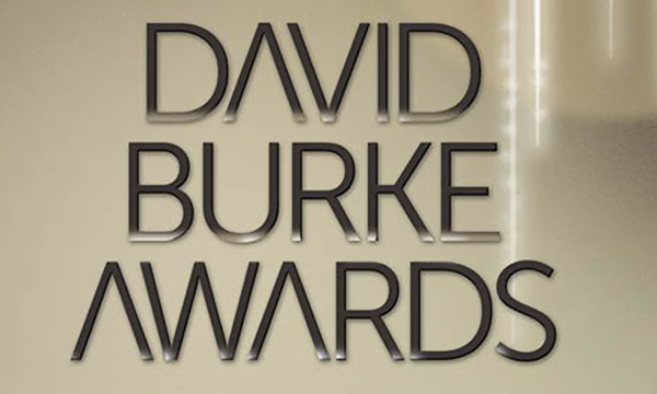 Year 2016, banner promoting David Burke Awards