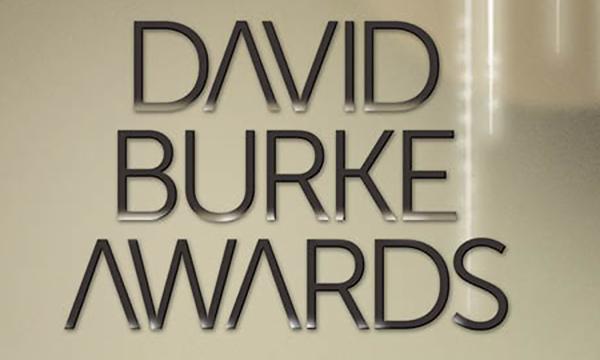 Year 2016, banner promoting David Burke Awards