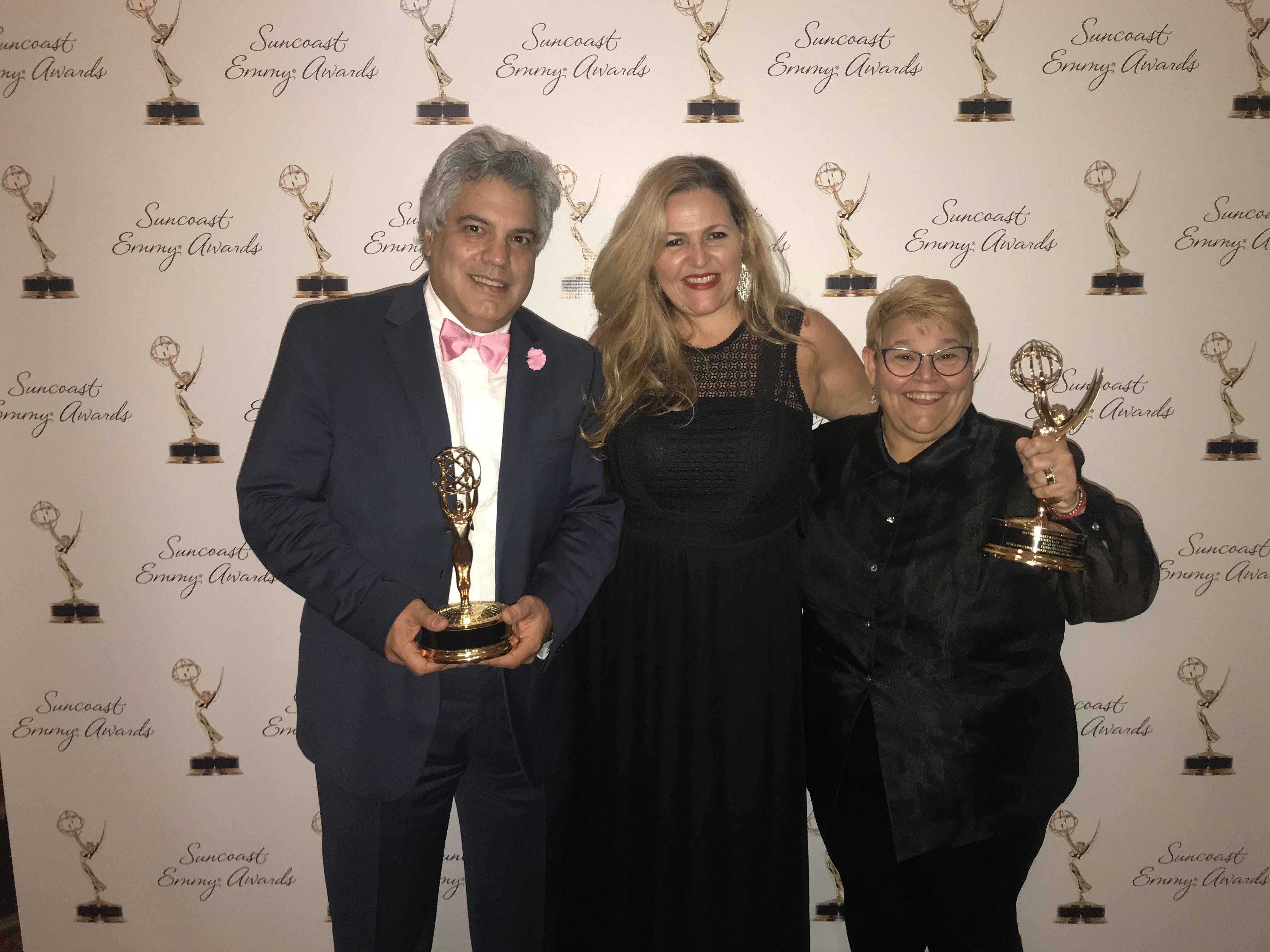 Alas de Libertad wins regional Emmy