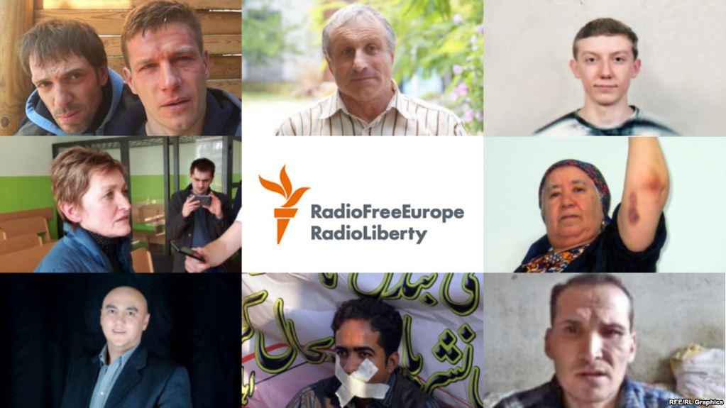 RFE/RL reporters faced 'relentless pressure' in 12 of 23 countries in 2017