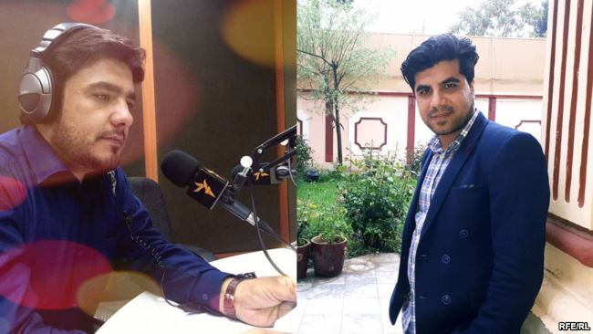 RFE/RL journalists among at least 25 killed in Kabul suicide bombings
