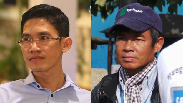 Image link to Statement of RFA President on former Cambodia journalists' appeal post