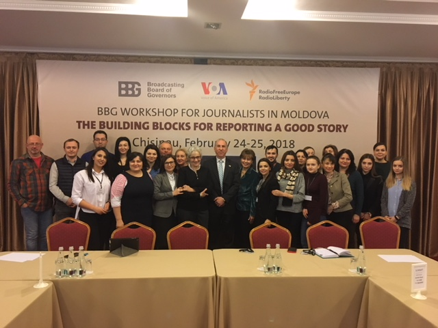 Moldova: The building blocks for reporting a good story