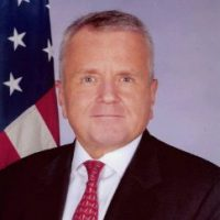Photo of BBG Governor Secretary John J. Sullivan