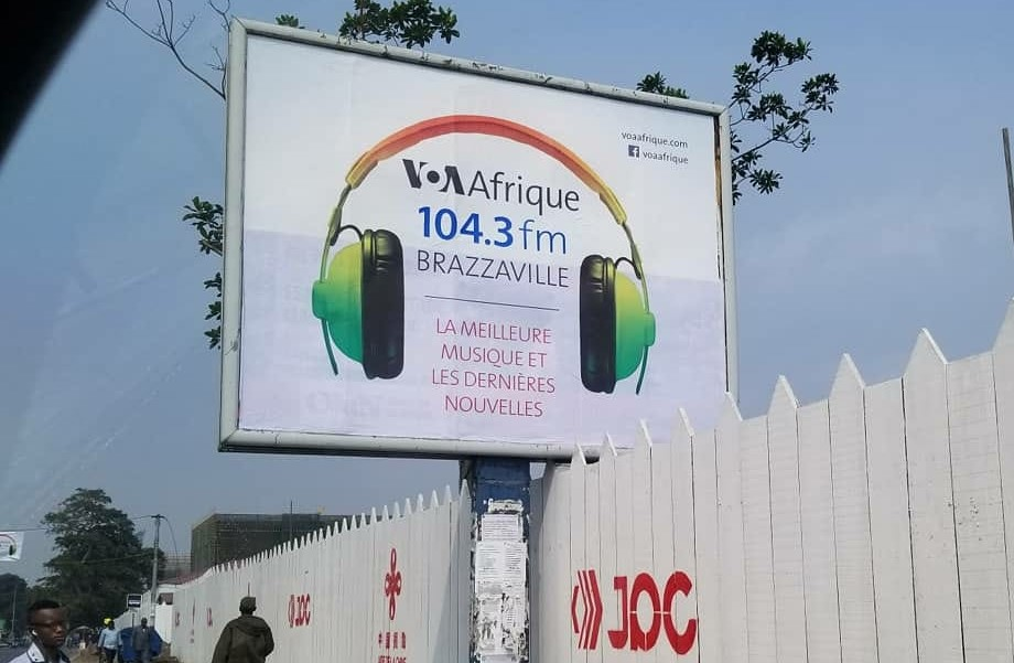VOA Opens French Language Station in Brazzaville, Republic of Congo