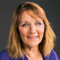 Photo of Joan Mower, Director of Training and Development