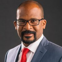 Photo of Dr. Nnake Nweke, Chief Risk Officer