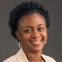Photo of Nasserie Carew, Chief Global Communications Officer (CGCO)