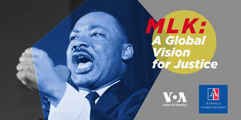 Martin Luther King: A Global Vision for Justice