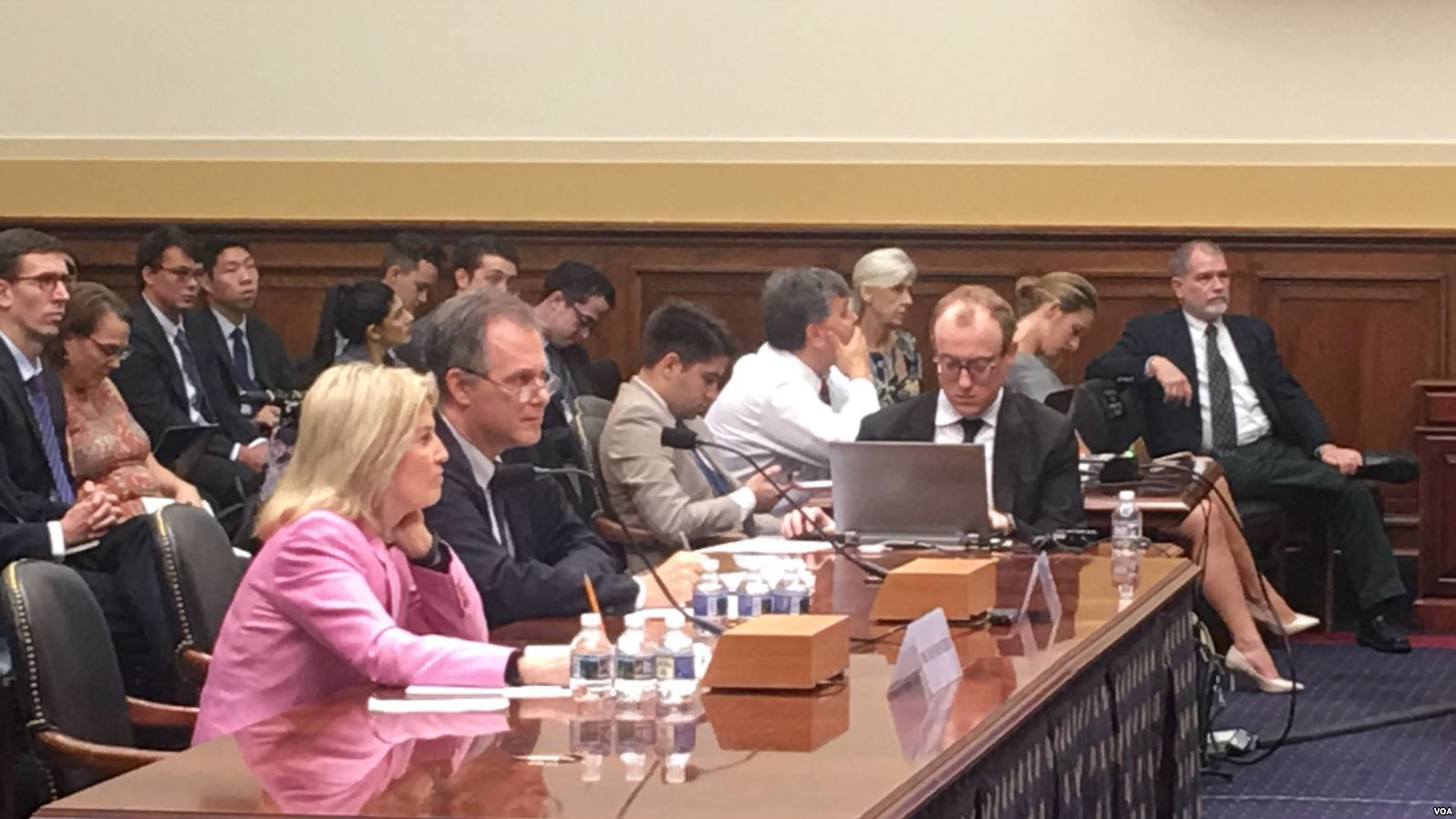 VOA Contributor Greta Van Susteren Spotlights the Rohingya Refugee Crisis in Testimony before the House Foreign Affairs Committee