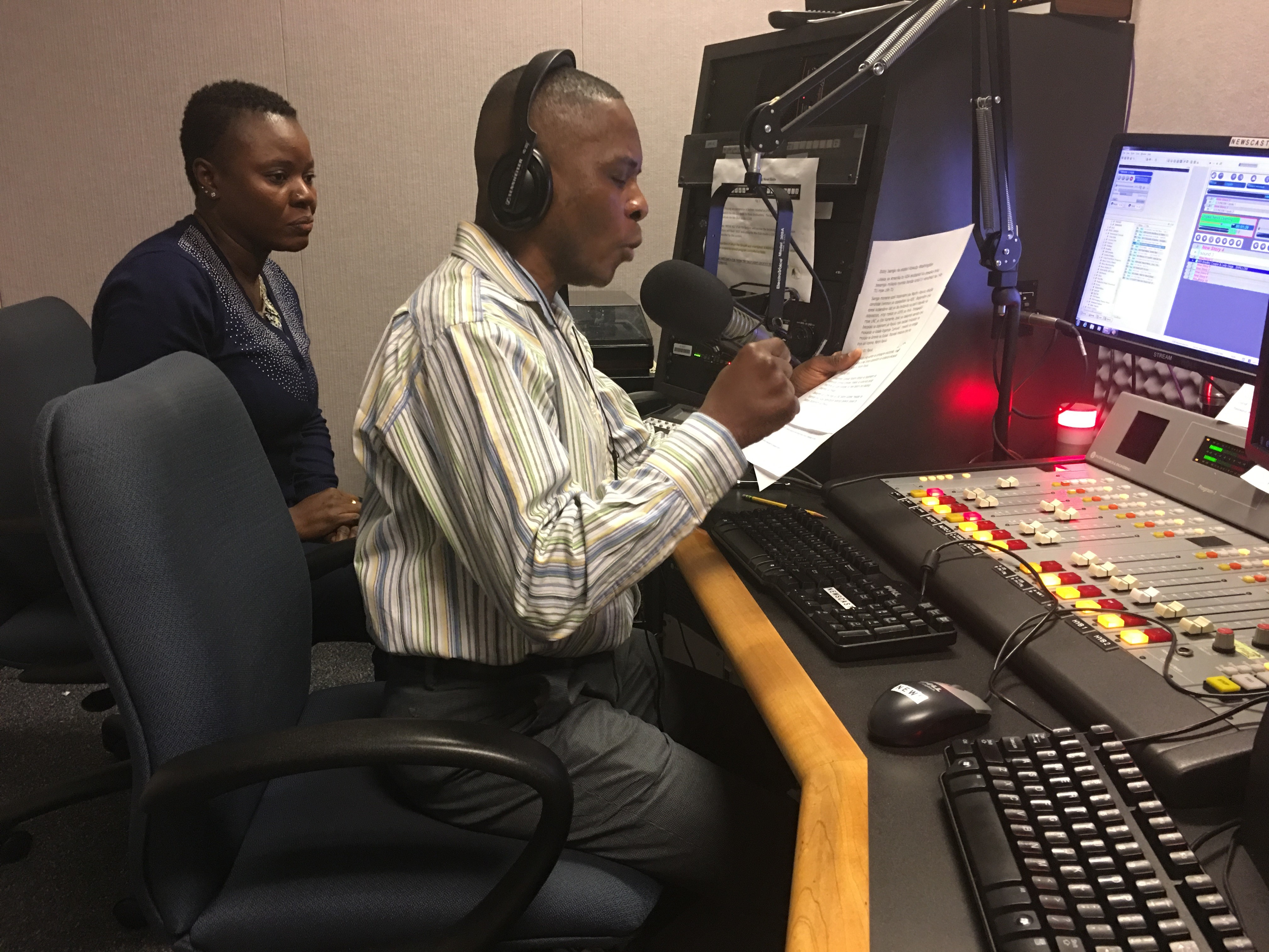 VOA begins broadcasting in Lingala language