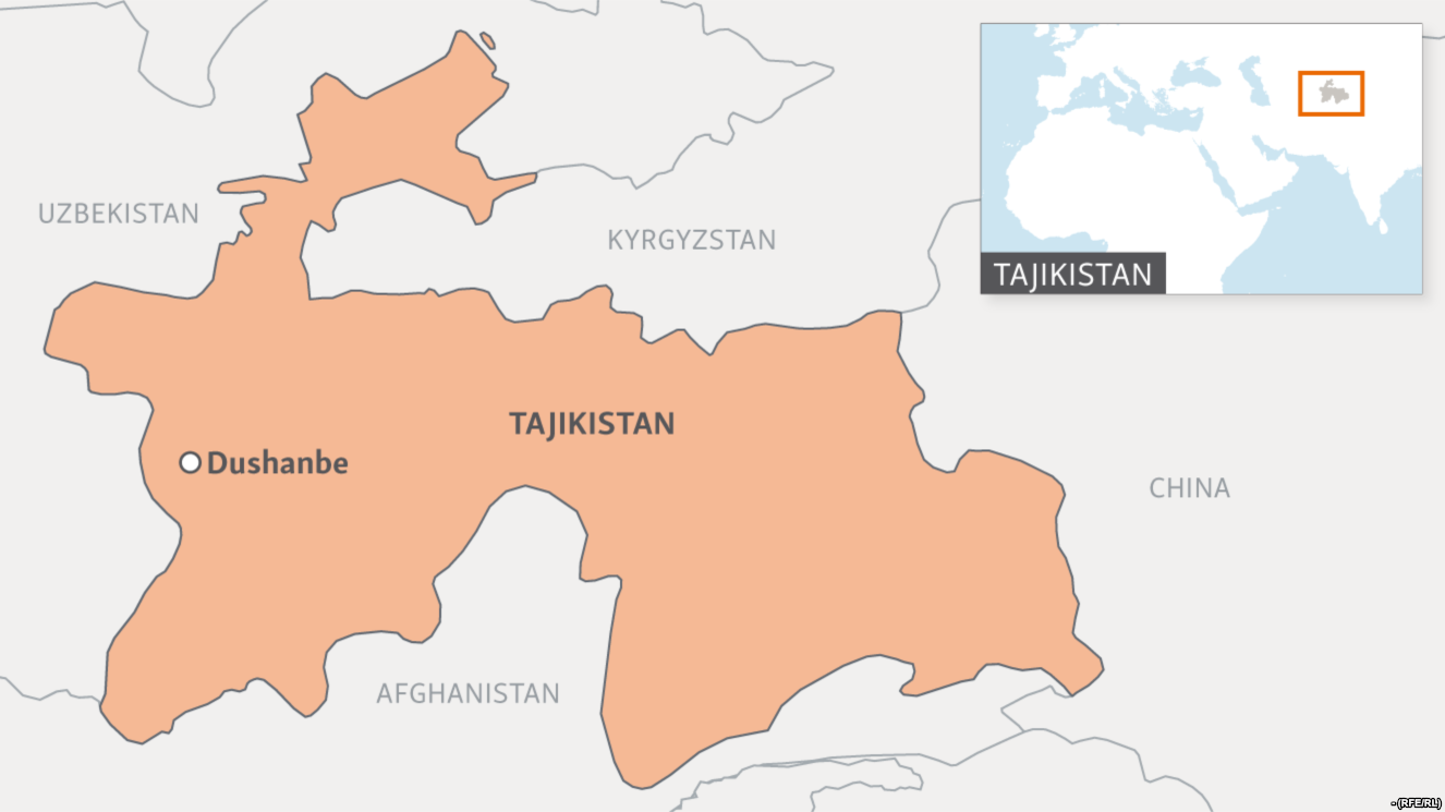 RFE/RL deplores website blockage in Tajikistan
