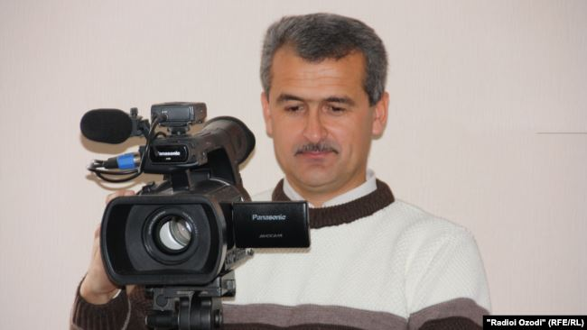 RFE/RL reporter stripped of accreditation in Tajikistan