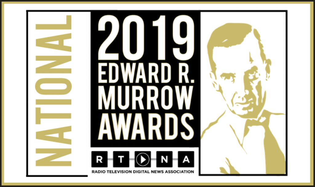 Image link to USAGM networks recognized for excellence with Edward R. Murrow Awards post