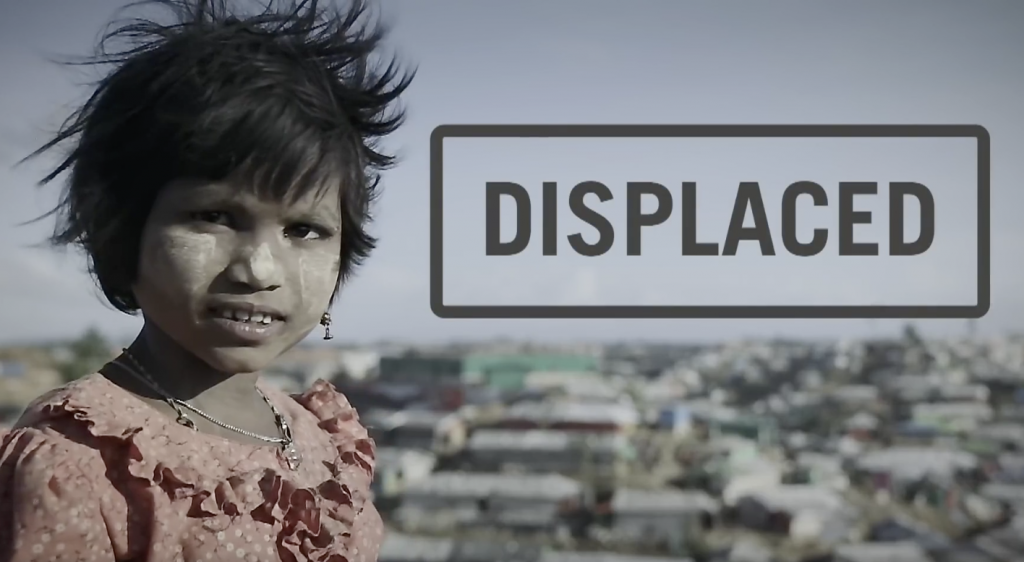 Image link to VOA's documentary Displaced receives Gabriel Award post