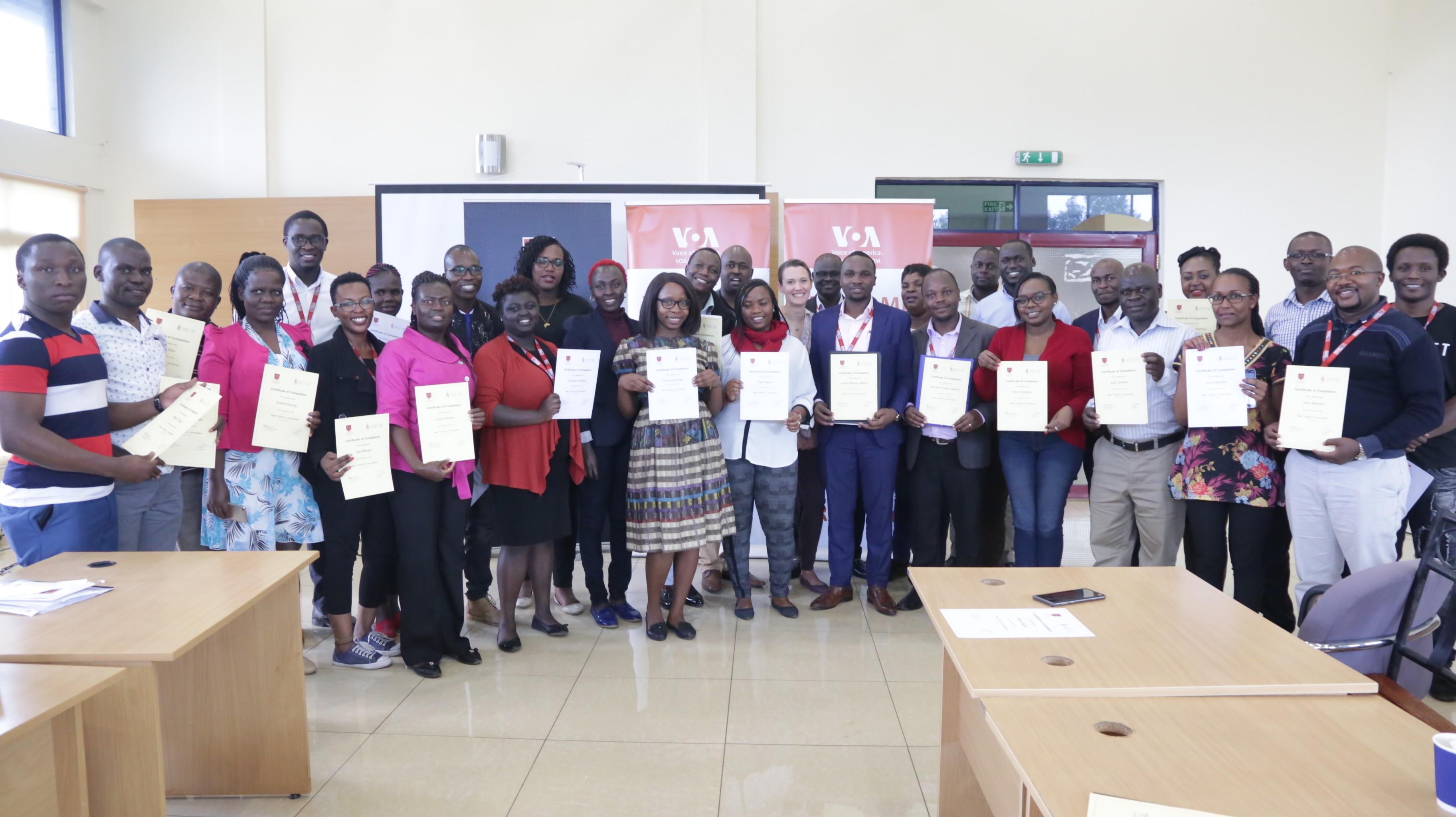 Kenya: New trends in journalism