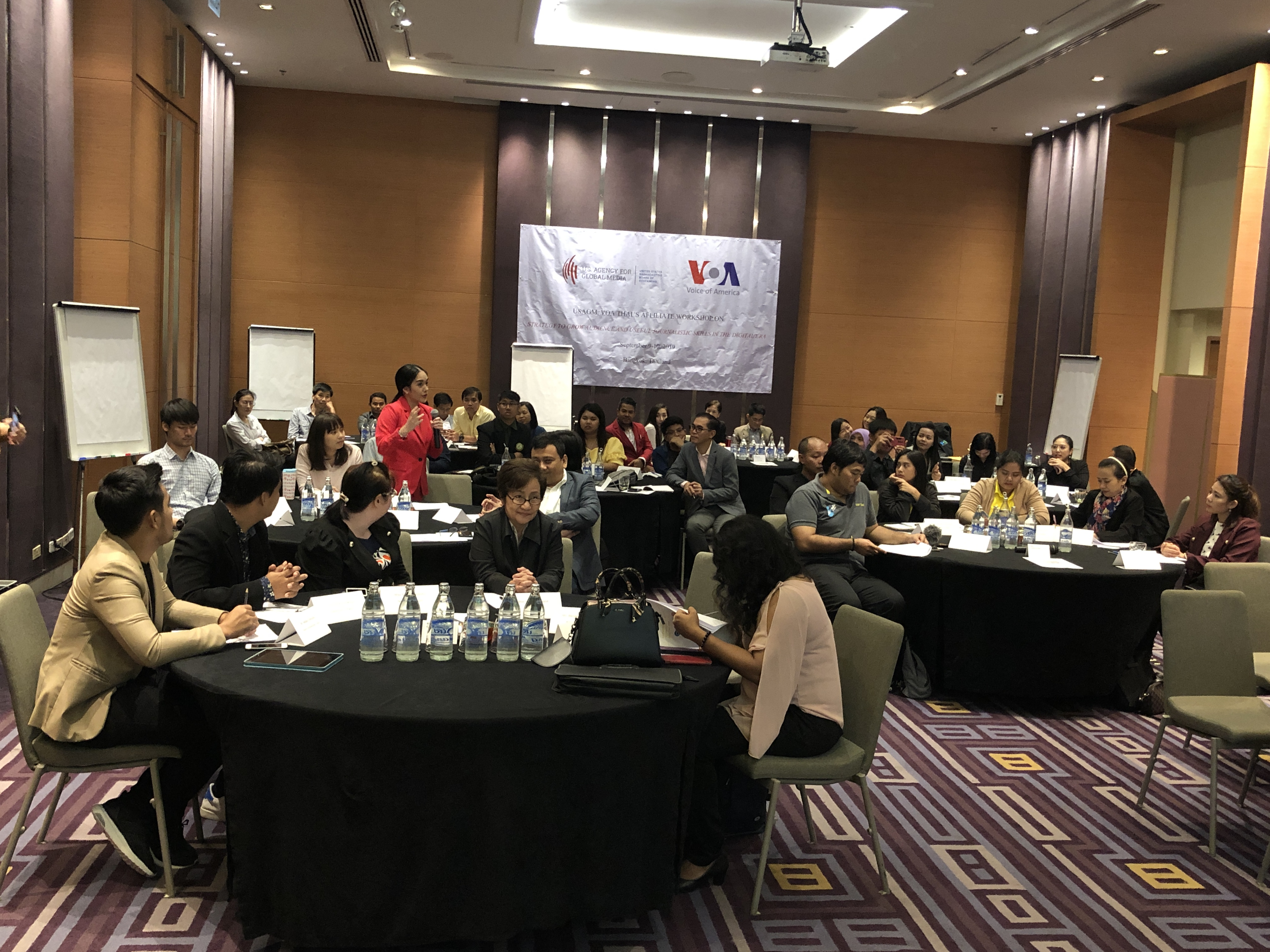 Thai Affiliate Conference: Journalism in Digital Era & Audience Growth Strategy