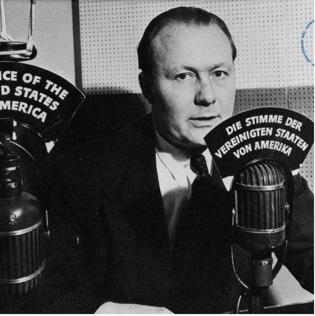 The history of U.S. civilian international broadcasting