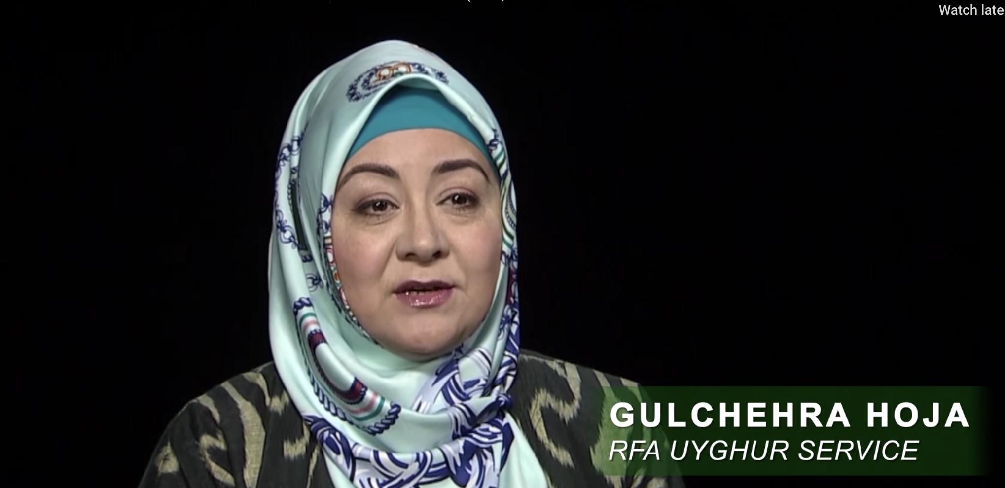 Radio Free Asia Uyghur journalist wins Magnitsky Human Rights Award