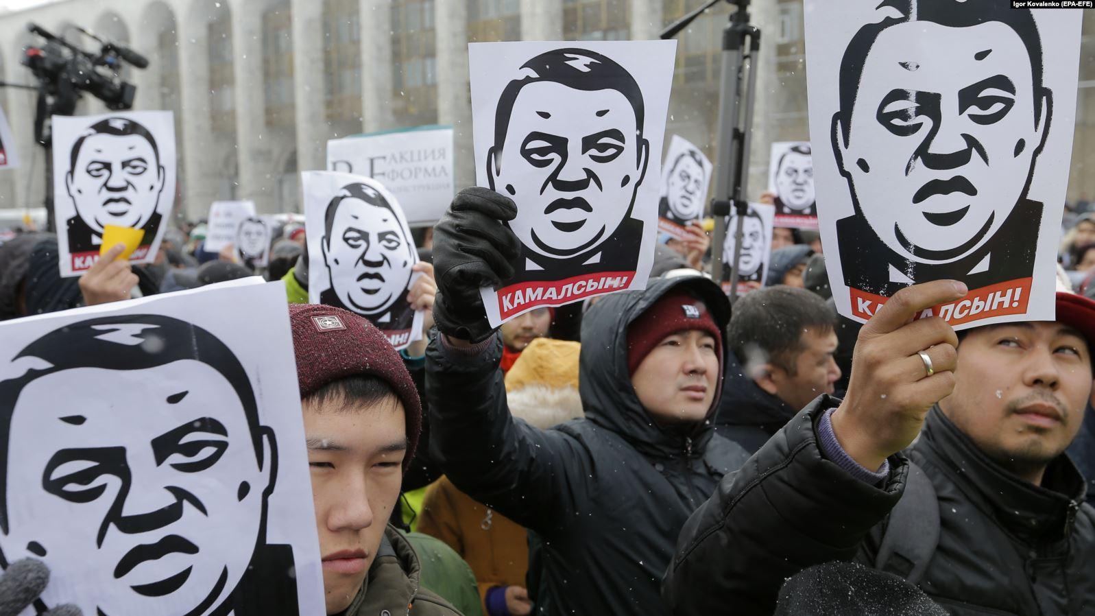RFE/RL Kyrgyz Service investigative reporter receives death threat
