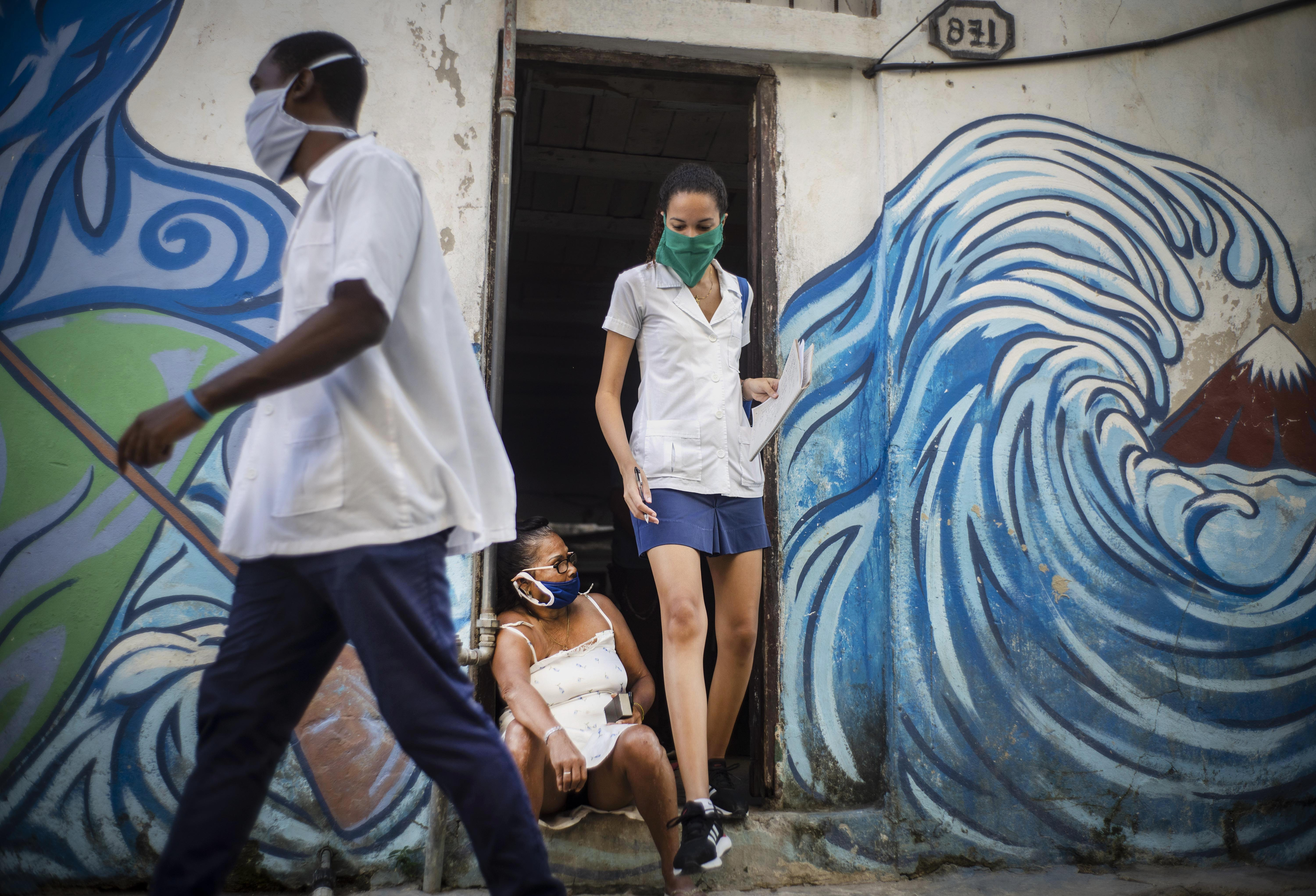 Cubans must be able to protect themselves from the coronavirus