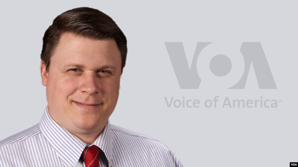 VOA's Kane Farabaugh wins three awards from Society of Professional Journalists' Chicago Chapter
