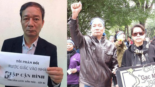 Conviction of Nguyen Tuong Thuy a 'blatant assault' on press freedom: RFA President