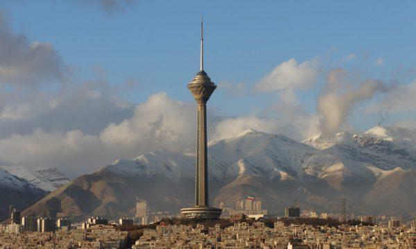 landscape image Iran