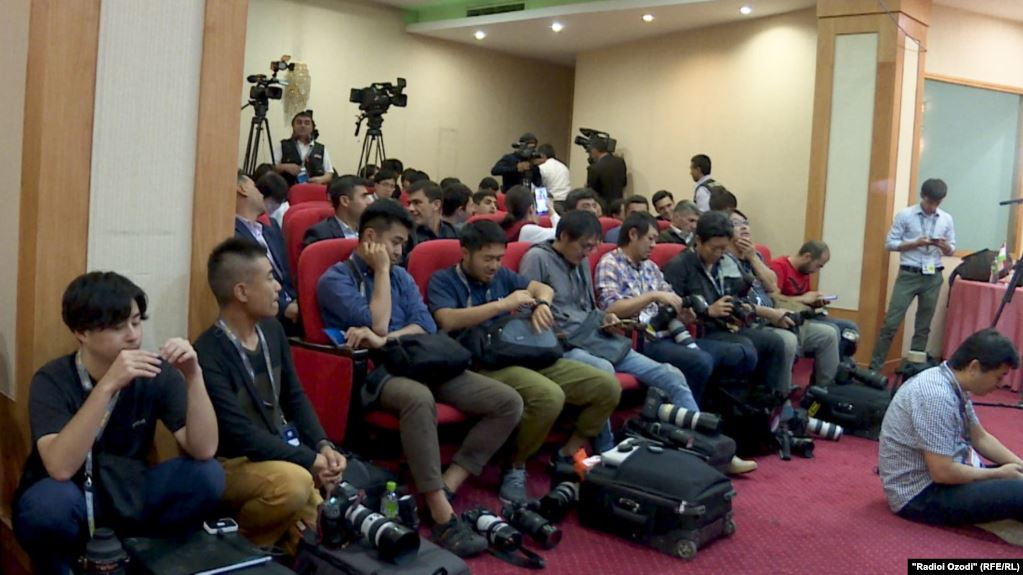 Journalists in Tajikistan denied accreditation. Again.