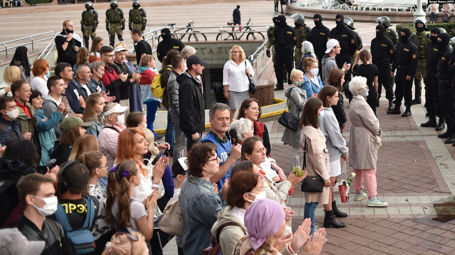 Belarus broadens assault against RFE/RL