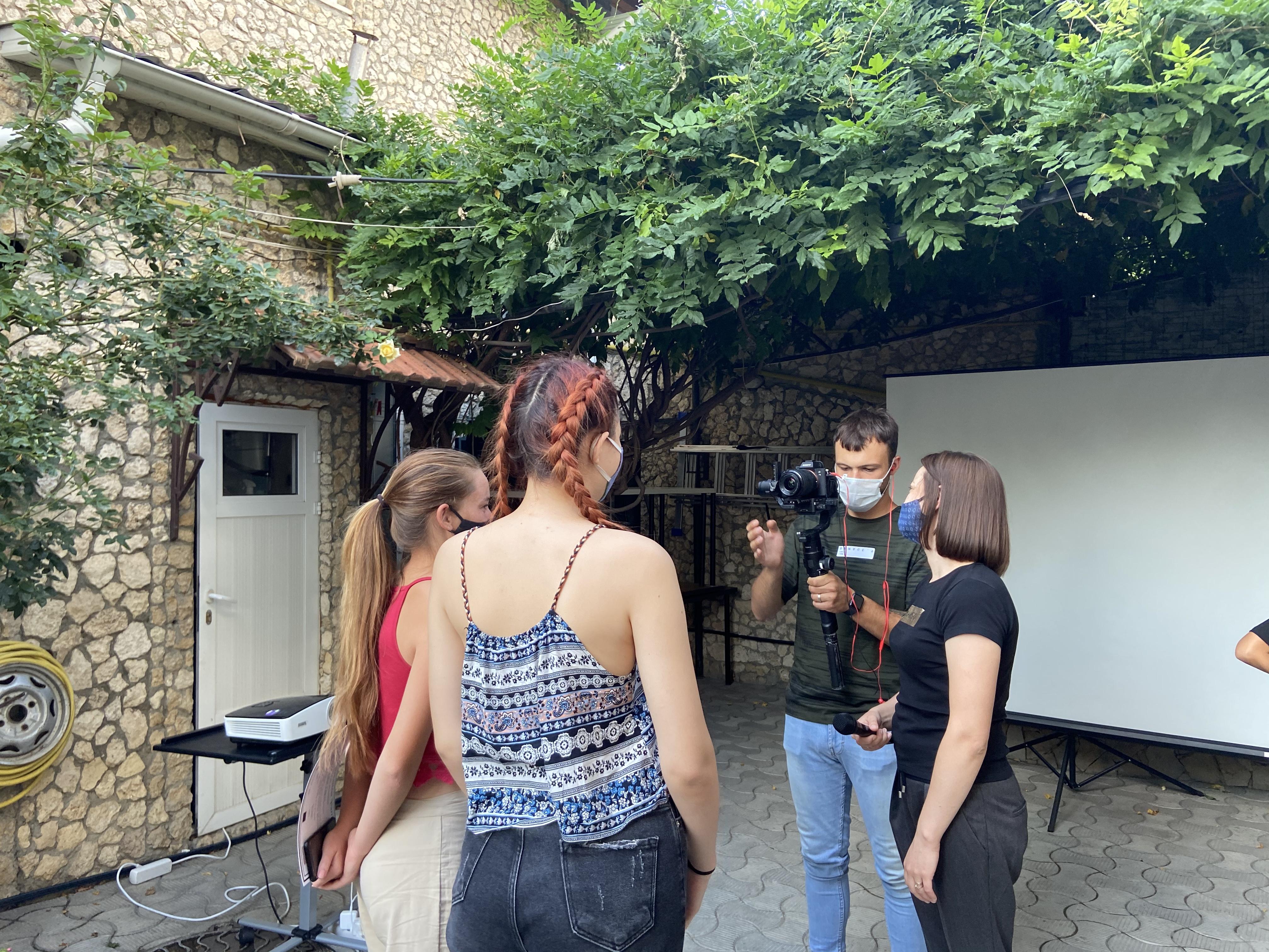 Moldova: Digital Storytelling & Social media Engagement