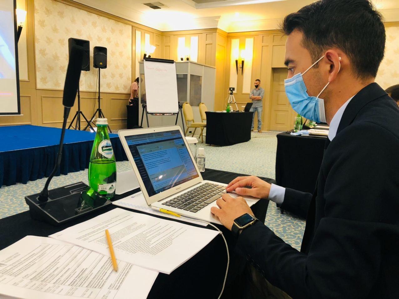 Uzbekistan: Best Practices of Business Reporting for Journalists