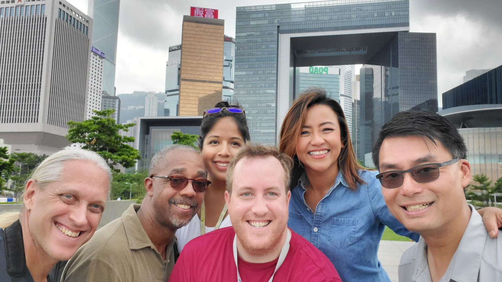 Hong Kong Reporting Team from the News Center and the China Branch